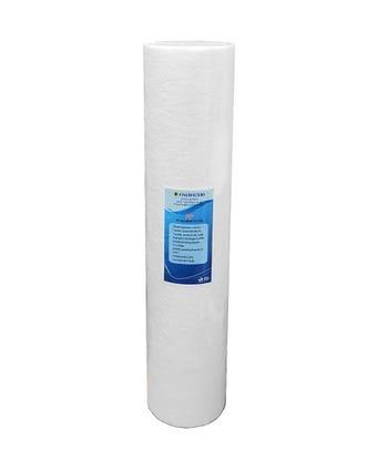 "Jumbo Sediment Water Filter ¦ 20"" x 4.5"" - 20 Micron ¦ Spun Polypropylene"