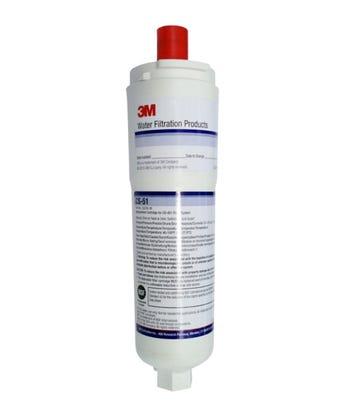 3M CS51 5586605 / 5553631 Fridge Water Filter Compatible with Bosch, Siemens & Neff