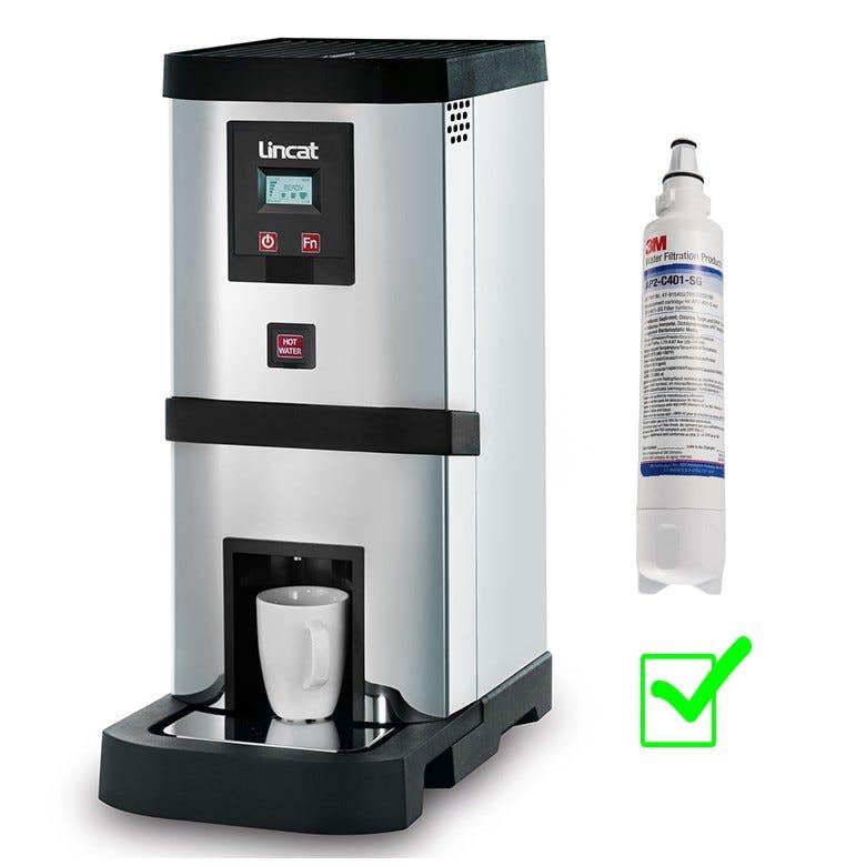 4 Lincat Boiler Compatible Water Filter Cartridge Ap2 C401