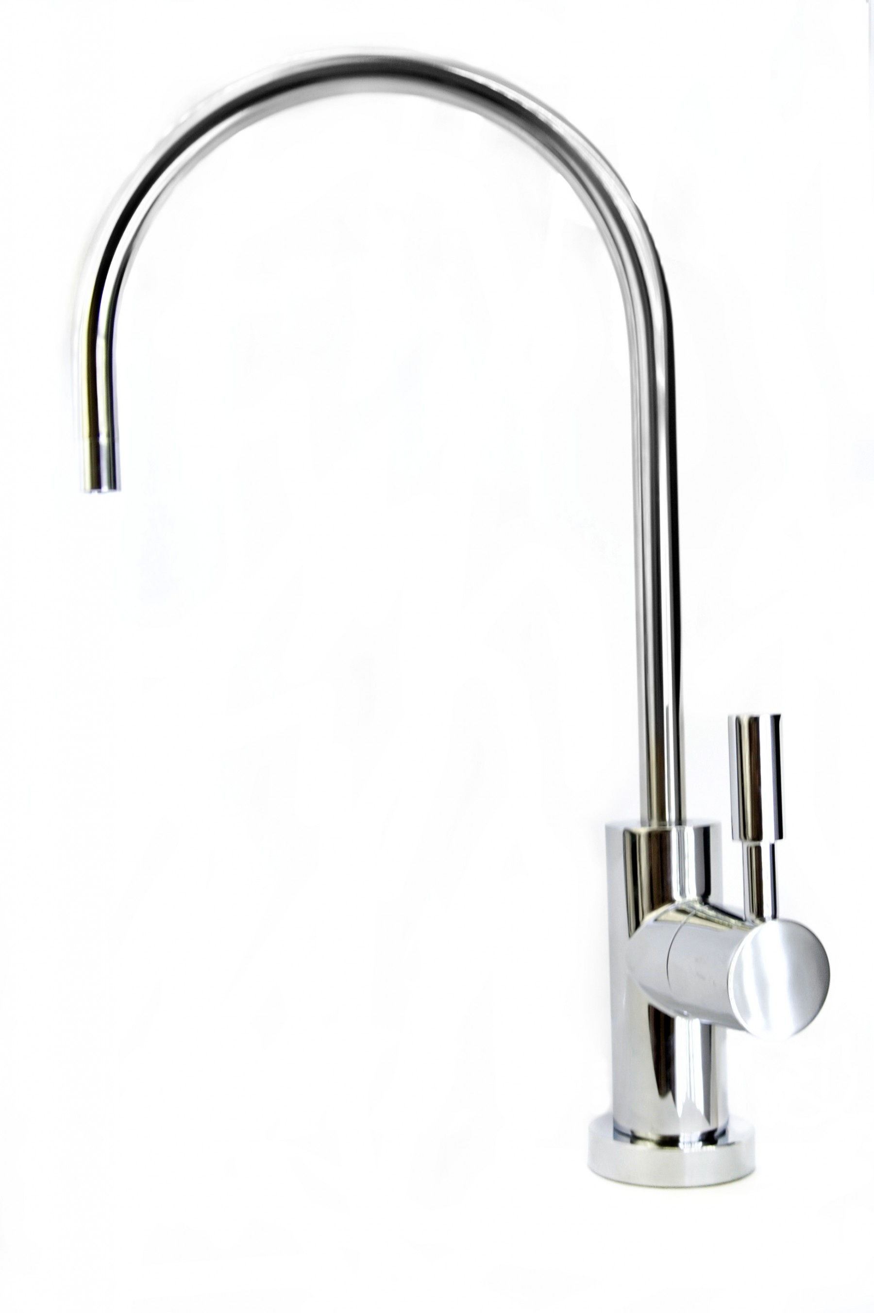 Swan Neck Chrome Ro Amp Water Filter Tap By Finerfilters