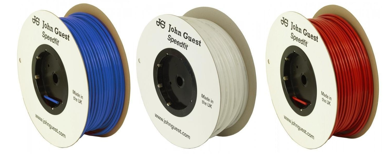 "John Guest 1/4"" LLDPE (Linear Low Density PolyEthylene) Tubing"