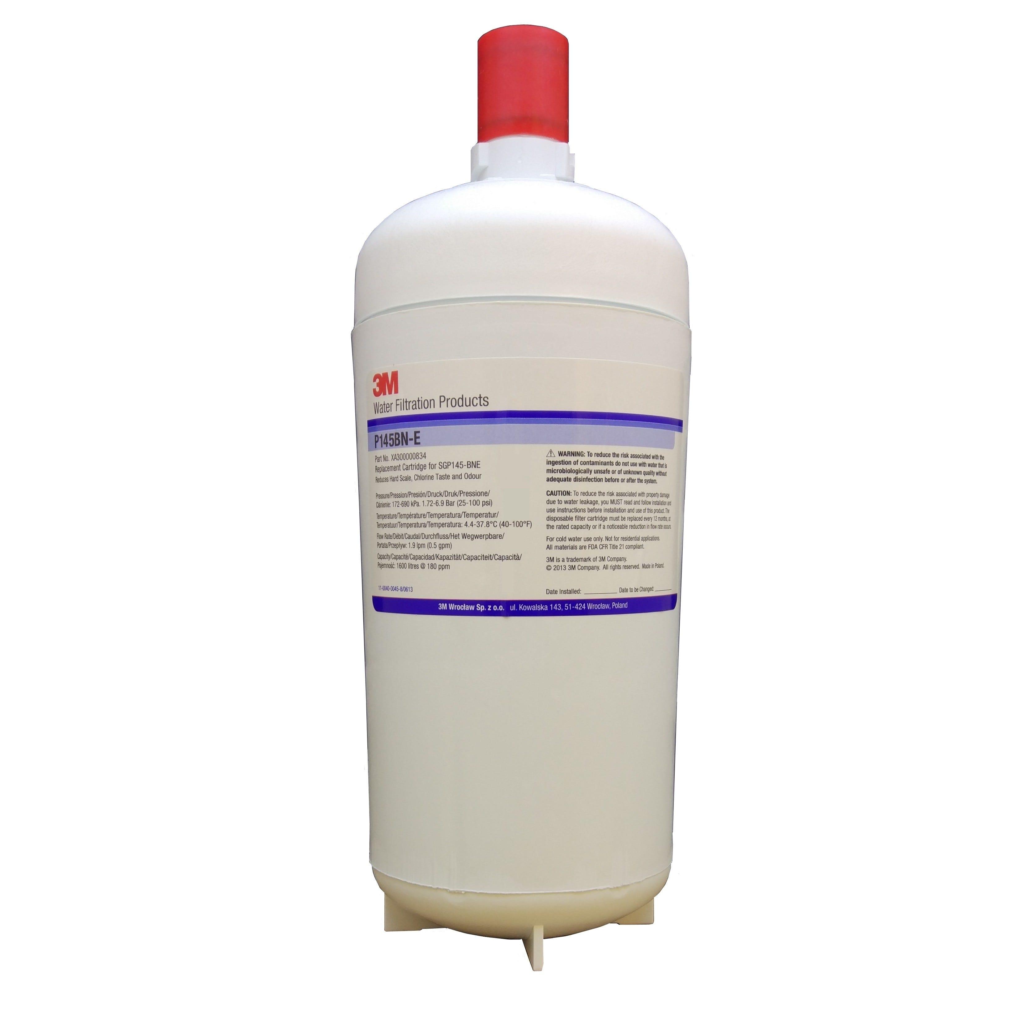 3M ScaleGard Pro SGP145BN-E Water Filter