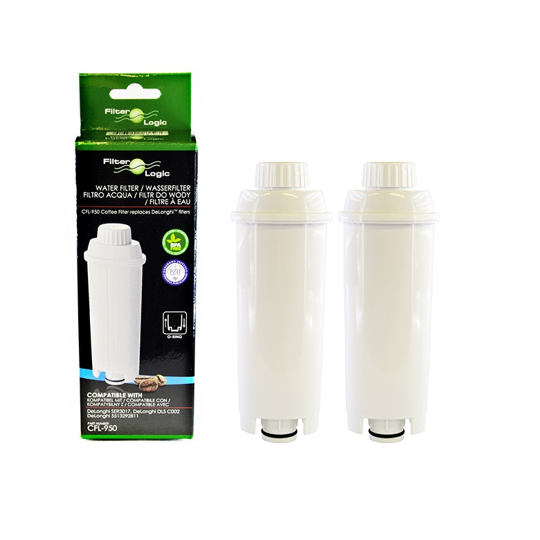 Delonghi Magnifica Coffee Maker Leaking Water : Replacement water filters for Delonghi Espresso & Bean To Cup Machines