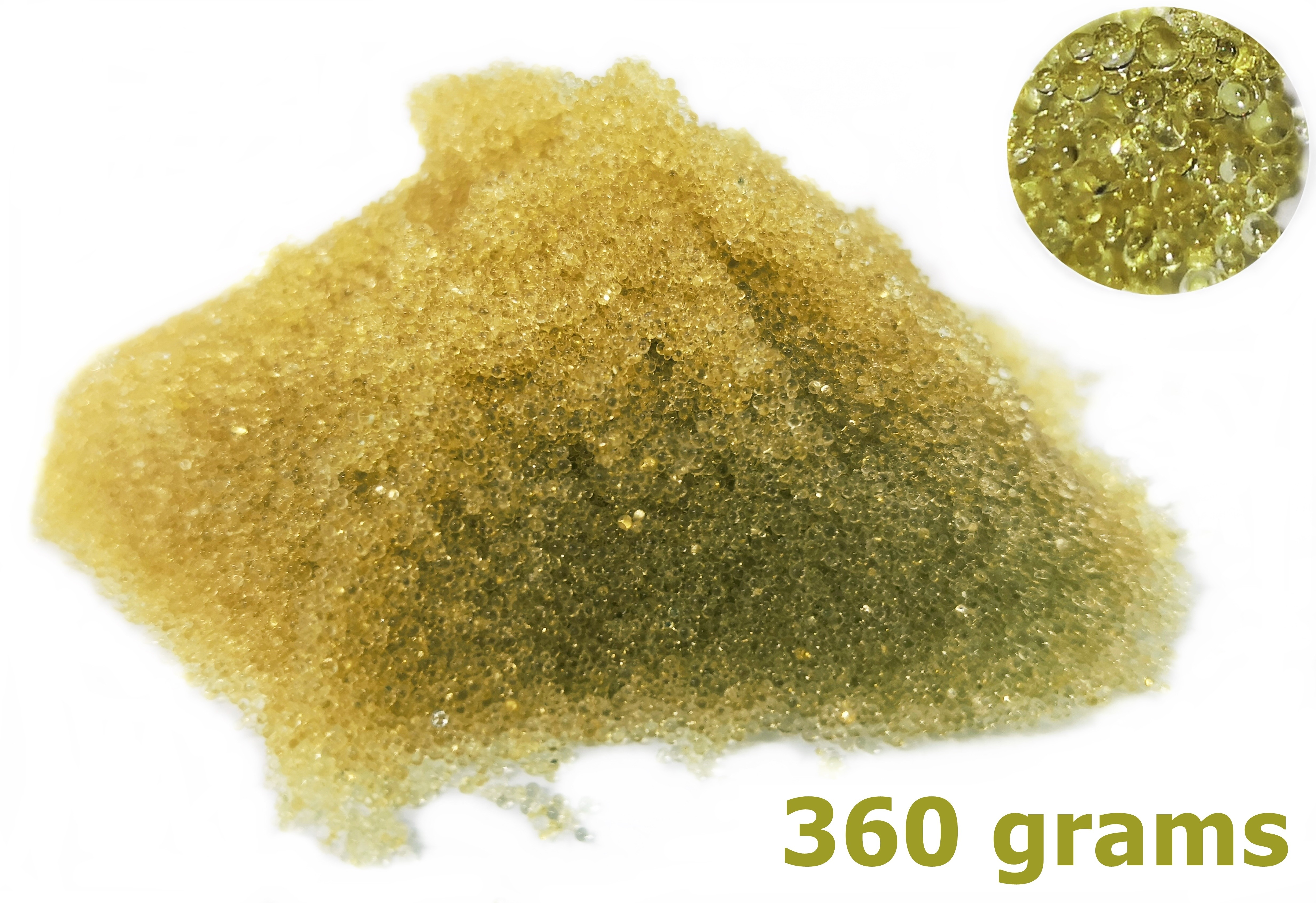 Finerfilters Mixed Bed DeIonising Resin / DI Resin - 360g