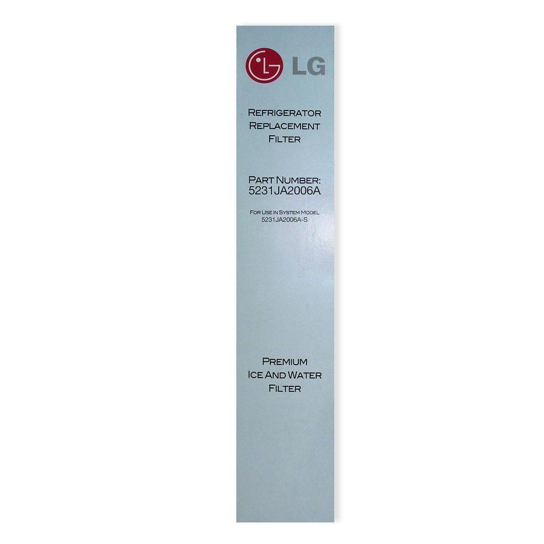LG LT600P Genuine Fridge Water Filter