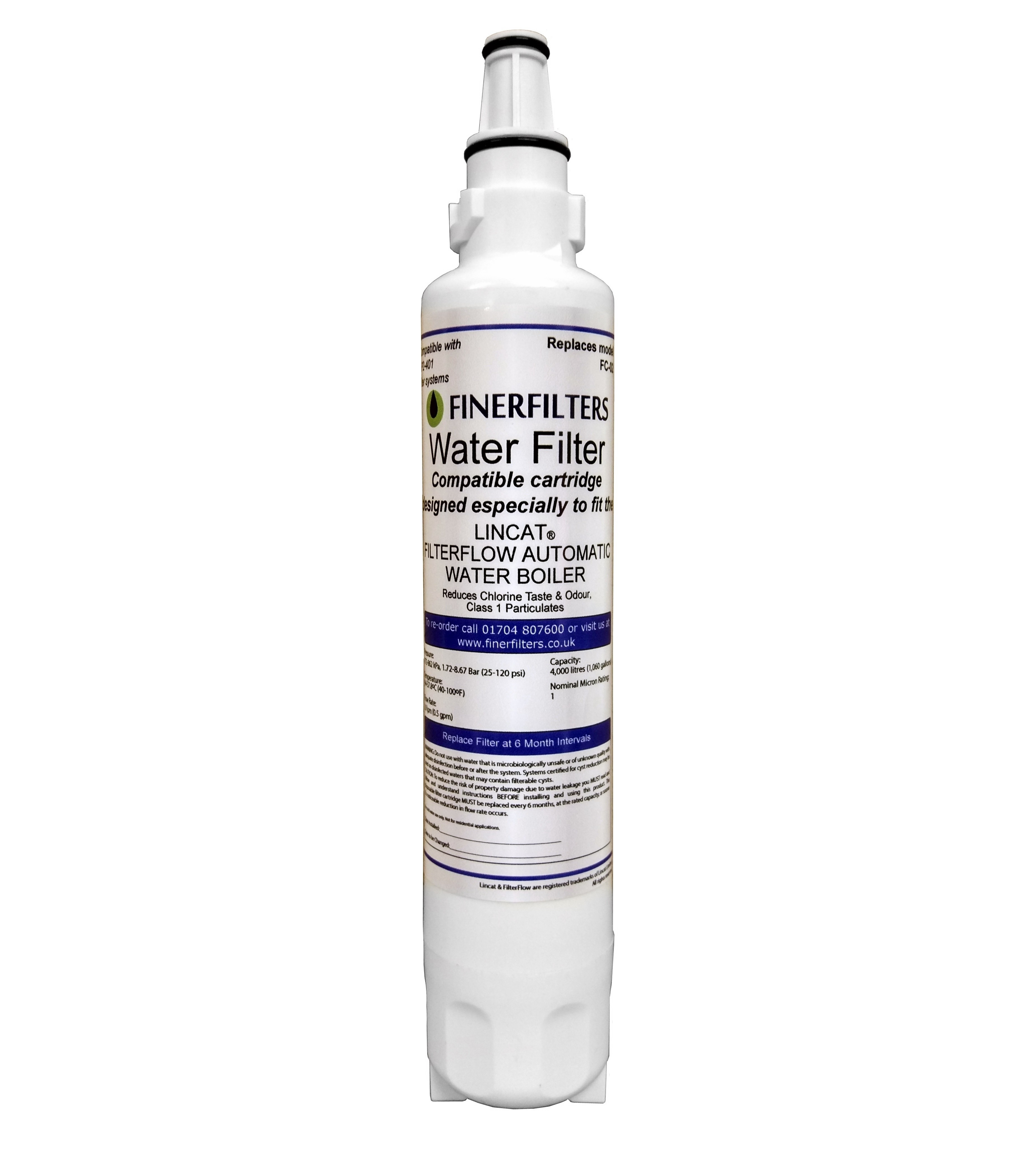 Finerfilters AKR109 Water Boiler Filter Compatible With Burco