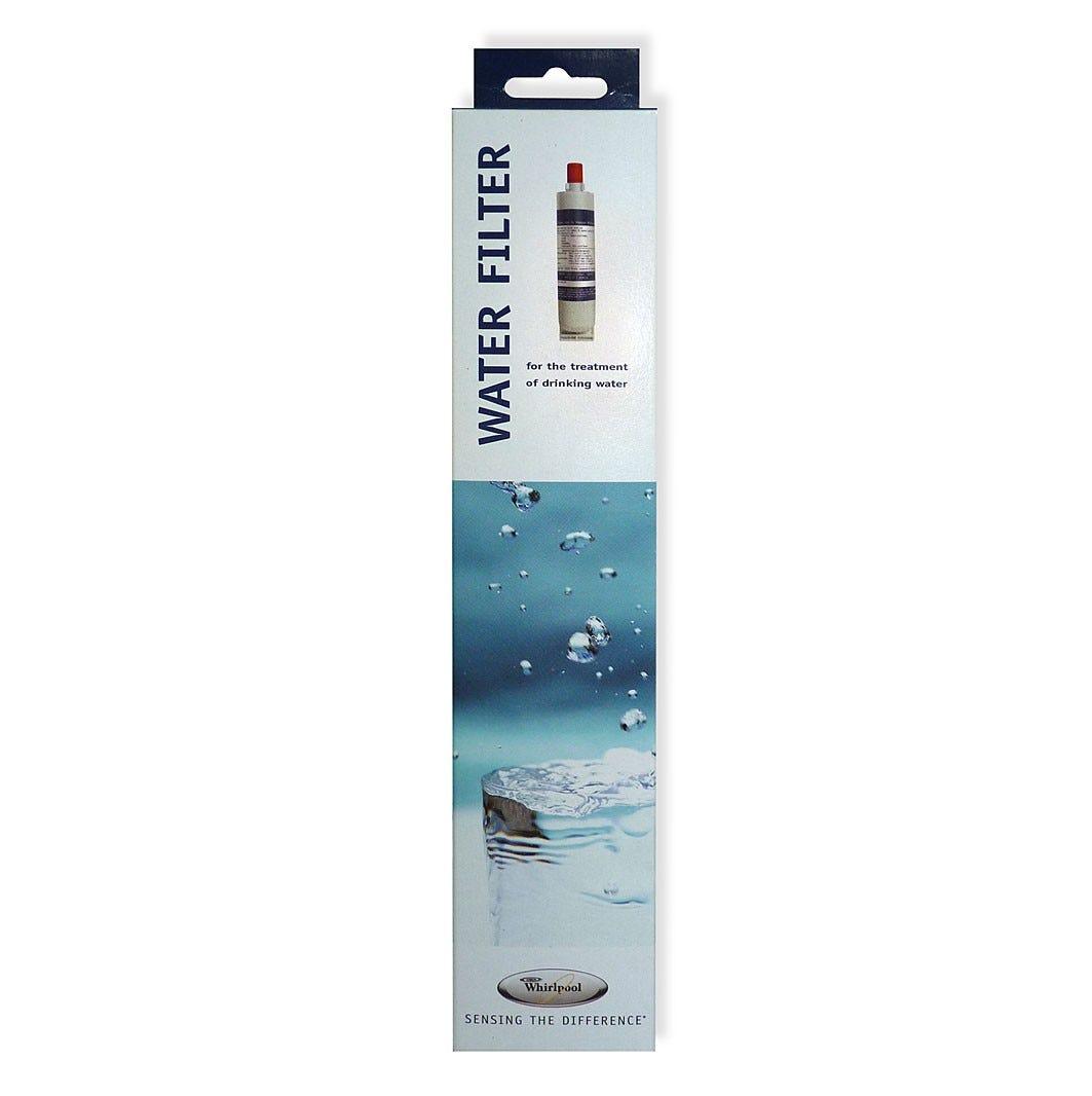 whirlpool sbs002 genuine 4396508 fridge water filter. Black Bedroom Furniture Sets. Home Design Ideas