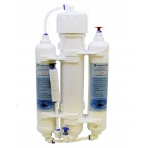 50 GPD Aquarium 3 Stage Compact Reverse Osmosis Unit for Tropical Fish, Marine & Discus by Finerfilters