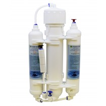 3 Stage Aquarium Reverse Osmosis Compact 75 GPD Unit for Tropical Fish, Marine & Discus by Finerfilters
