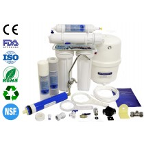 Finerfilters Domestic Undersink 4 Stage Reverse Osmosis System With Fluoride Removal (50 GPD)