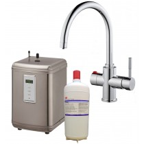 Calida Gold 3-in-1 Boiling Water System with Scale Eradicator Filter