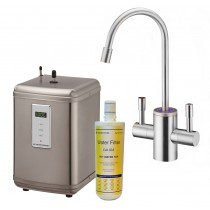 Calida Instant Boiling Water Tap by Finerfilters