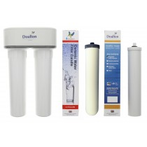 Doulton Duo Undersink Filter Kit With Ultracarb And Cleansoft Filters