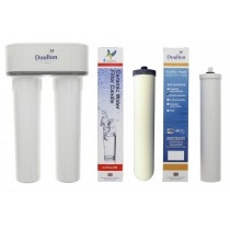 Doulton Duo Undersink Filter Kit With Ultracarb And Fluoride Filters