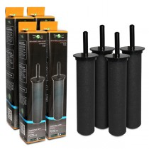 Filterlogic FL296-10 Carbon Rod Water Filter For Wickes/Pureflo Filter Taps (4 Pack)