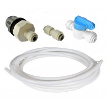 Fridge Water Filter Fitting Kit - Pushfit