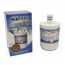IcePure RWF0100A LG LT500P Compatible Fridge Water Filter