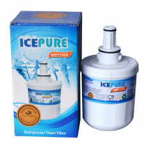 Icepure RWF1100A Fridge Water Filter Compatible with Samsung DA29-00003G