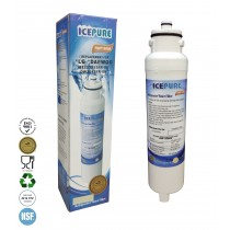 IcePure RWF1300A Compatible for Daewoo DW2042FR Aqua Crystal Water Filter