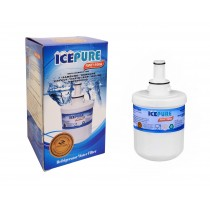 IcePure RWF1100A Fridge Water Filter Compatible for Samsung DA29-00003G