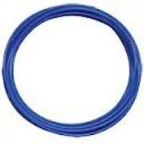 "John Guest 1/4"" Lldpe Tubing - Blue 20 Metre Length"