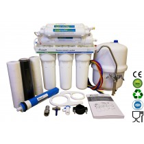 6 Stage EcoSoft Deluxe Domestic Reverse Osmosis Purification System