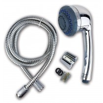 Finerfilters Luxury Hand-Held Shower Head Water Filter by Paragon – Reduces Chlorine, Heavy Metals & Limescale Build-Up