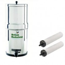Doulton Genuine Stainless Steel Gravity Filter System