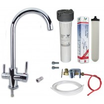 Finerfilters Premium Gold Under-sink Water Filter Kit