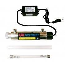 "Finerfilters 1/4"" UV Steriliser System 11 Watts - 4 litres per min"