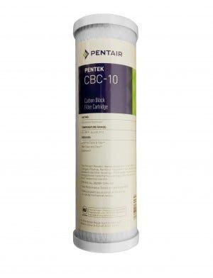 "Pentek CBC 10"" 0.5 Micron Carbon Block Water Filter"