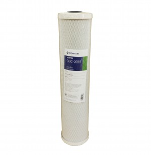 "Pentek CBC 20"" Jumbo 0.5 Micron Carbon Block Water Filter"