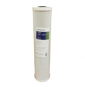 """Pentek CBC 20"""" Jumbo 0.5 Micron Carbon Block Water Filter"""