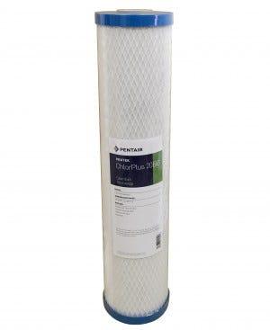 """Pentek CHLORPLUS 20"""" Jumbo Carbon Block Filter"""