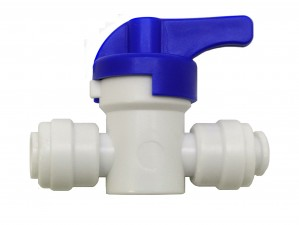 """Pack of 10 Finerfilters 1/4"""" PF Shut Off Valve"""