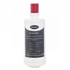 Instanta AQ35 - 3 Micron High-Flow Genuine OEM Water Boiler Filter Cartridge