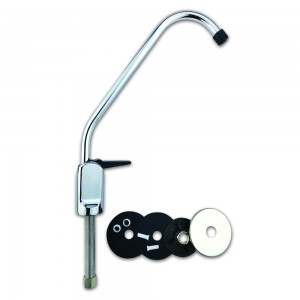 Finerfilters Long Reach Chrome Lever Water Filter Tap