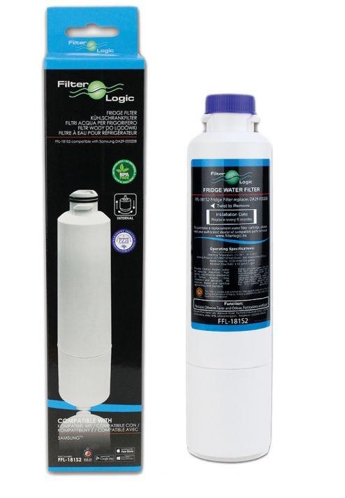 4 x finerfilters compatibile DA29-00020B Frigo Acqua Filtro per frigoriferi Samsung