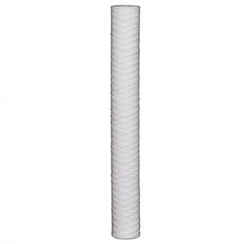 "Sediment Water Filter Cartridge ¦ 20"" x 2.5"" - 5 Micron¦ String Wound"