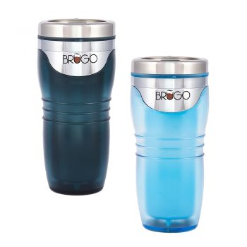BruGo™ Travel Mugs - The Couples Pack 3
