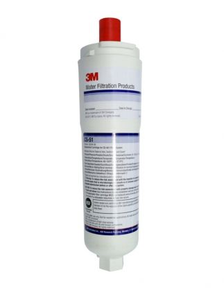 3M CS51 5586605 / 5553631 Fridge Water Filter Compatible with Bosch, Siemens & Neff