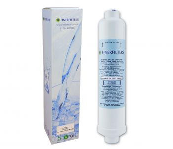 Finerfilters FF-6010PF Fridge Water Filter Compatible with Daewoo DD7098