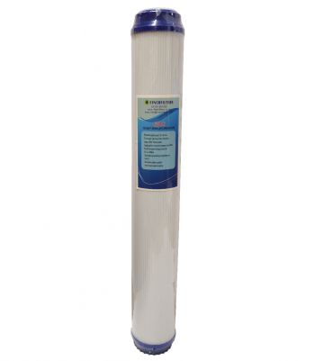 "GAC Water Filter ¦ 20"" x 2.5"" ¦ Granular Activated Carbon Filter Cartridge for Drinking Water Systems"