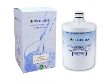 Finerfilters FF-313 Fridge Water Filter Compatible with LG LT500P 5231JA2002A