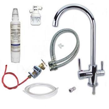 Finerfilters Premium Under-Sink Drinking Water Filter Kit