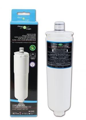 Filterlogic FFL-111B Fridge Water Filter Compatible with CS52, 640565, 5586605 for Bosch, Siemens, Neff