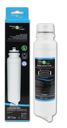 FFL-115D Compatible with Daewoo DW2042FR-09 Aqua Crystal Fridge Water Filter