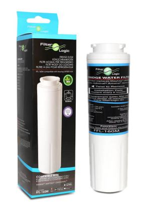 FFL-160M Compatible with UKF8001 & UKF9001 Amana Maytag Fridge Water Filter