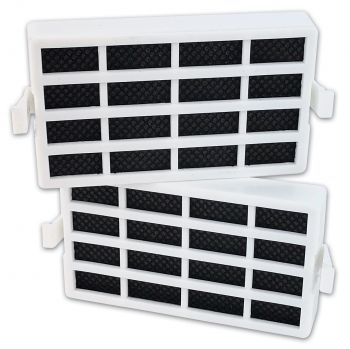 FFL-199W Replacement Air Filter for Whirlpool 481248048172 Fridge Freezer ¦ Box of 2 Filters