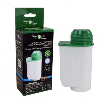 Filterlogic CFL-901B Water Filter Cartridge Compatible with Brita Intenza Coffee Maker Machines